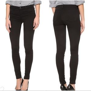 J.Brand Super Skinny Luxe Sateen Pant